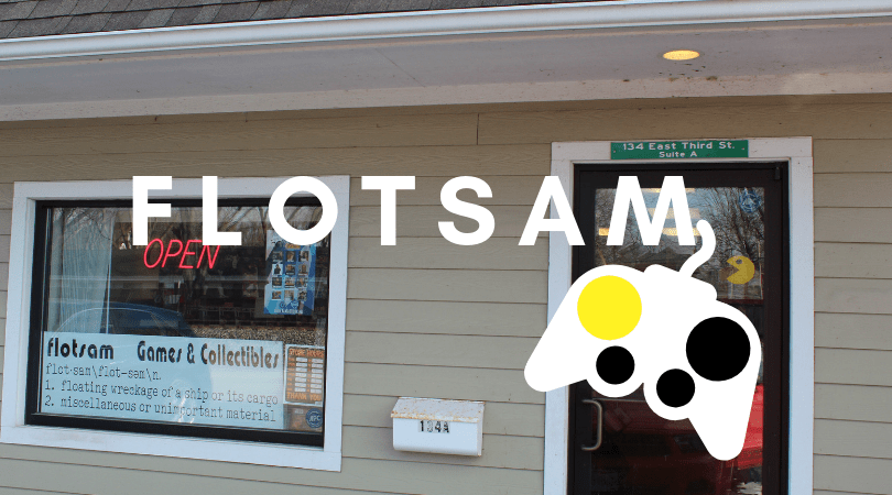 Looking for Video Games? Try Flotsam Games and Collectables in Perrysburg