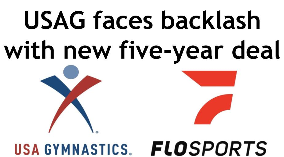 USA Gymnastics makes surprising new deal, angering many