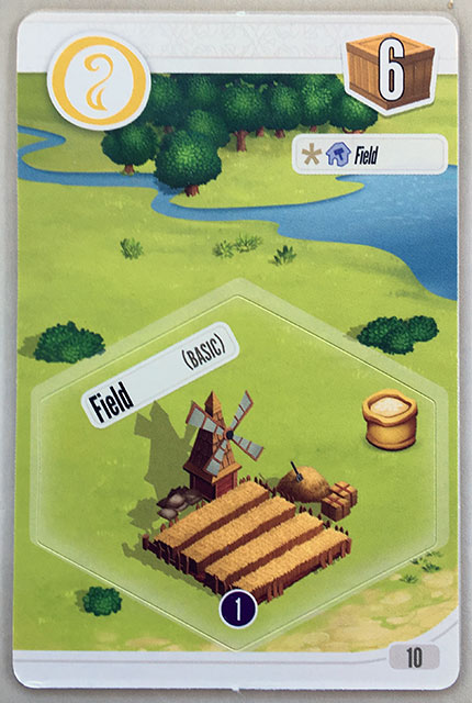 Charterstone Card 10