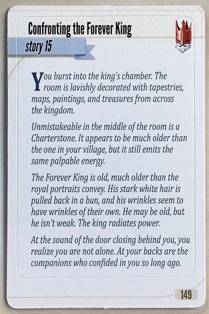 Charterstone Card 149