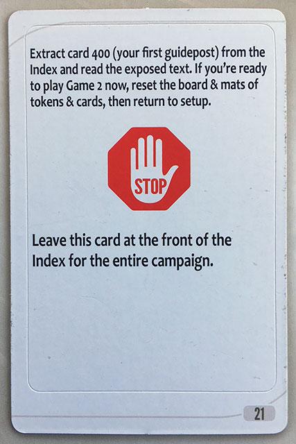 Charterstone Card 21