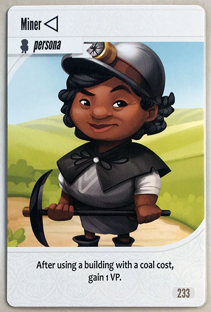Charterstone Card 233