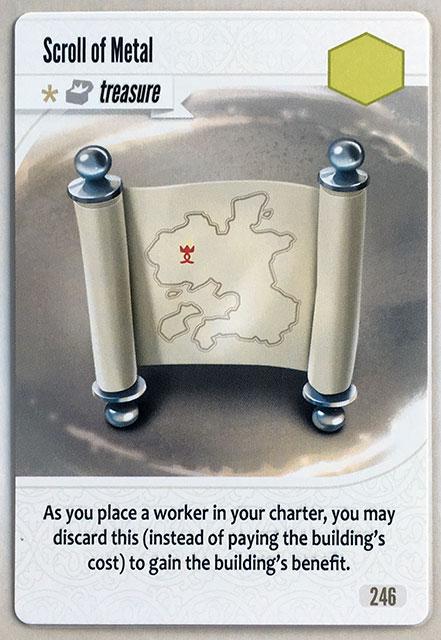Charterstone Card 246