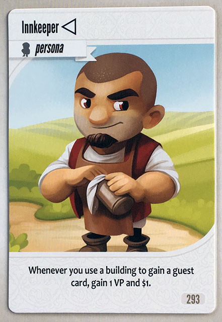 Charterstone Card 293