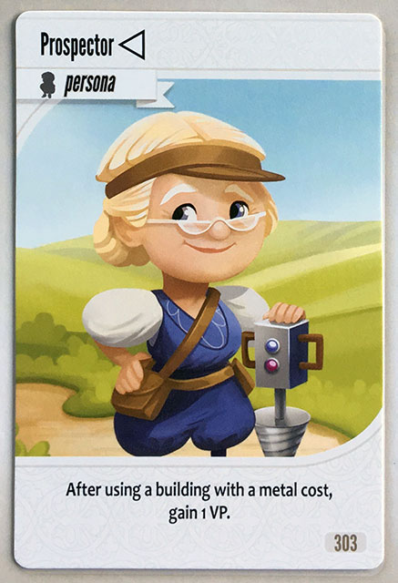 Charterstone Card 303