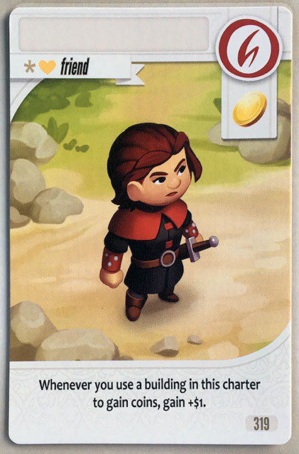 Charterstone Card 319