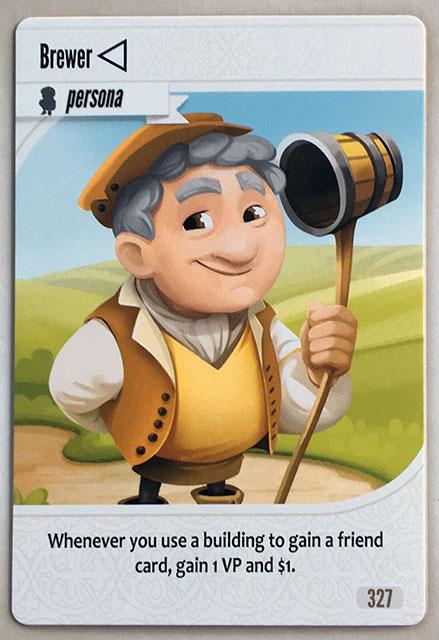 Charterstone Card 327