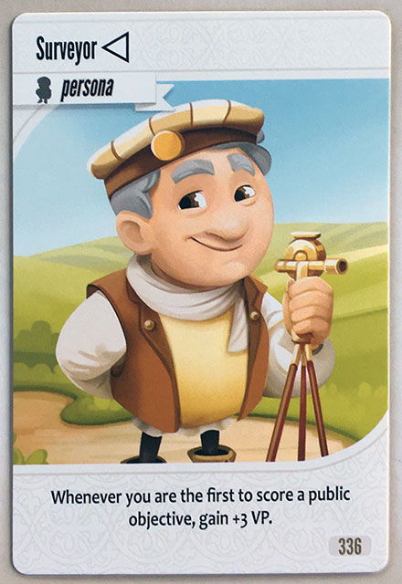 Charterstone Card 336