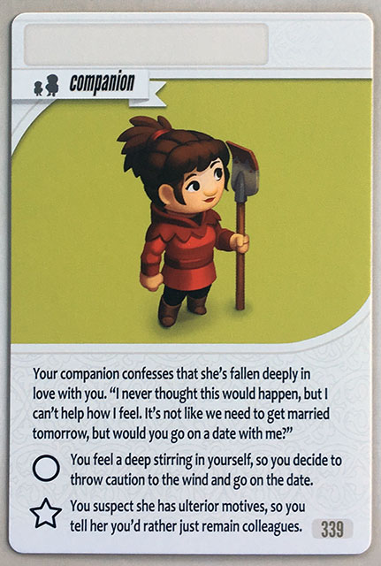 Charterstone Card 339