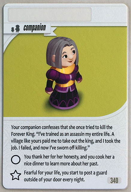 Charterstone Card 340