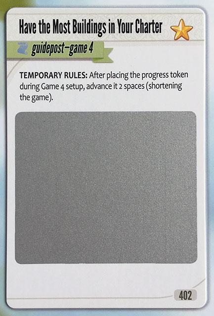Charterstone Card 402
