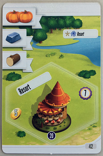 Charterstone Card 42