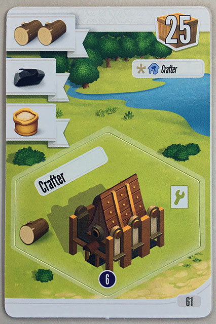 Charterstone Card 61