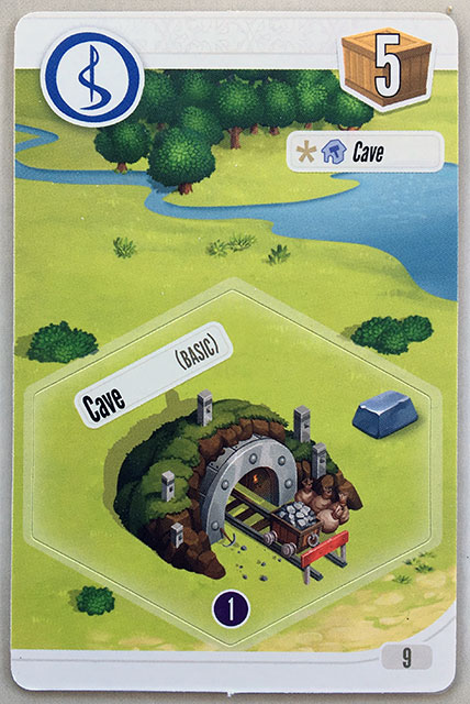 Charterstone Card 9
