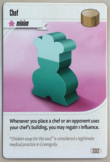 Charterstone Card 332