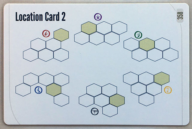 Charterstone Card 358