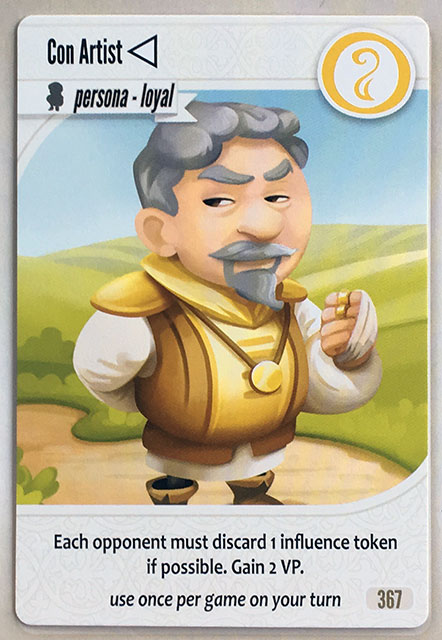 Charterstone Card 367