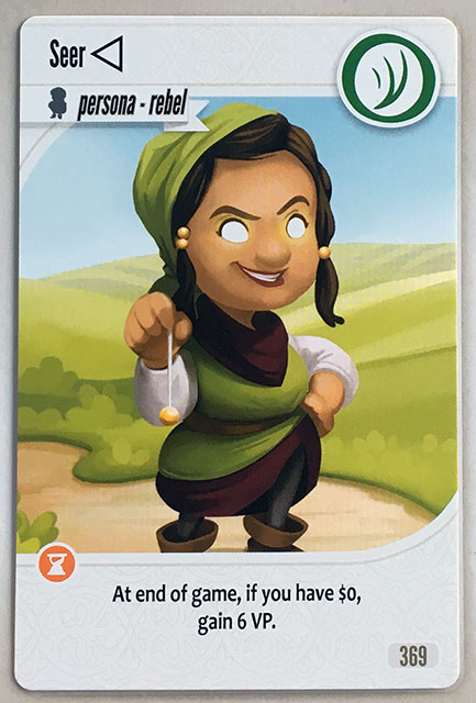 Charterstone Card 369
