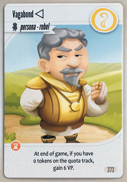 Charterstone Card 373