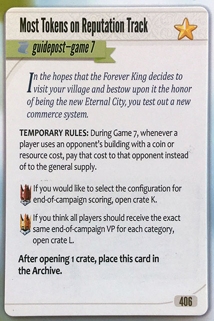 Charterstone Card 406 Revealed