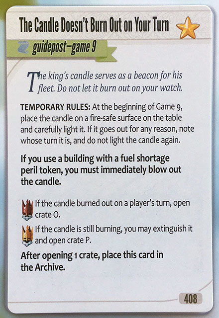 Charterstone Card 408 Revealed