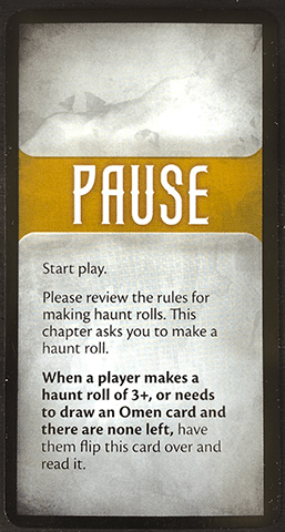 Haunt Roll Card Game 2