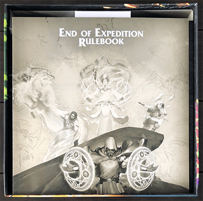 Aeon's End: The New Age - Expedition Rules