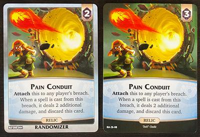 Aeon's End: The New Age - Pain Conduit Randomiser