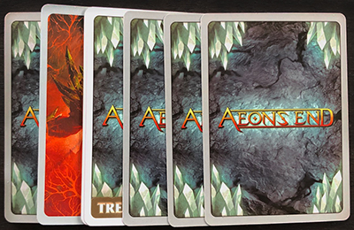Aeon's End: The New Age - Expedition Deck Nemesis 2