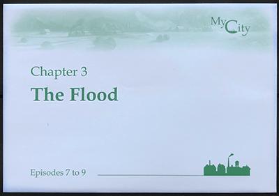 My City Envelope 3
