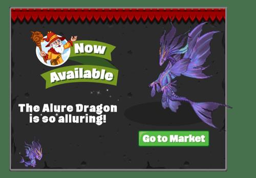 Alure Dragon Announcement