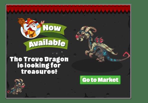 Trove Dragon Announcement