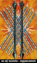 ten of wands thoth tarot