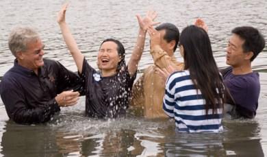 True Spiritual Baptism