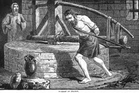 Samson and Delilah Biblical Symbology