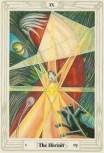 Fools Journey Through the Thoth Major Arcana