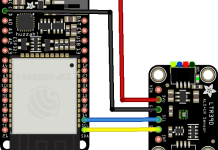 ESP32 and LTR390