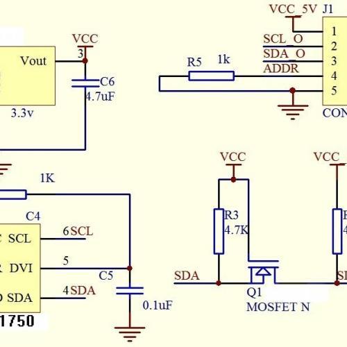 BH1750 module