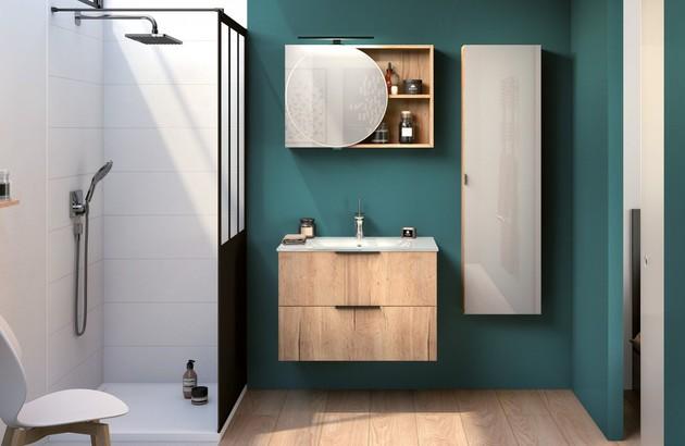 petite salle de bains comment l