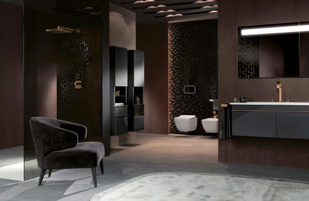 style moderne dans votre salle de bain