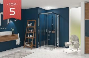 top 5 portes de douche coulissantes