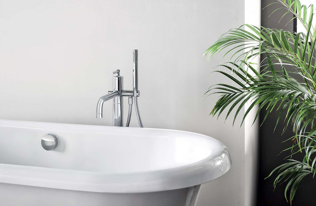 robinet dans de votre baignoire