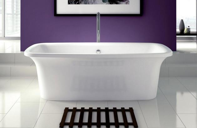 les differentes tailles de baignoire
