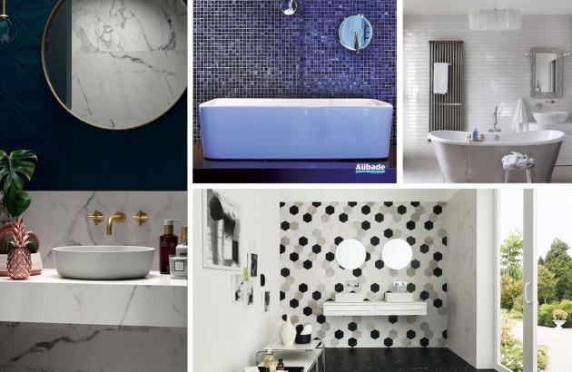 salle de bain tendance espace aubade