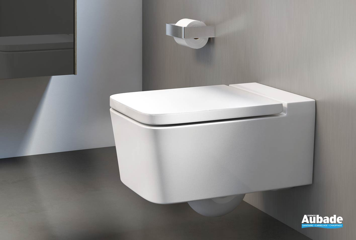 wc suspendu roca inspira