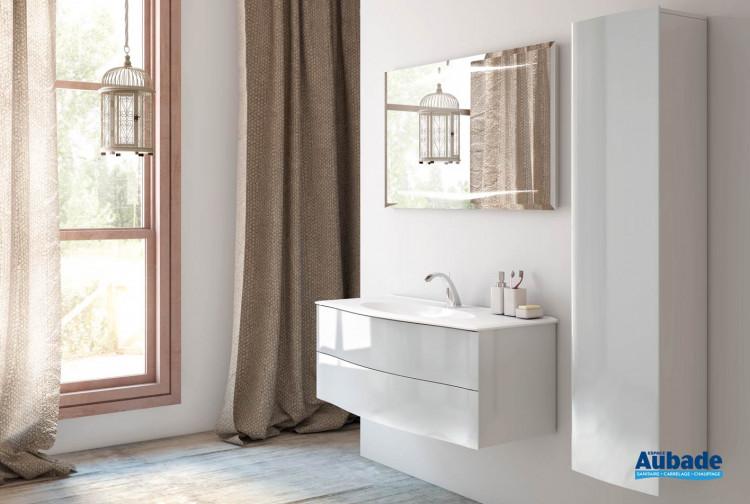 meubles salle de bains epure de decotec