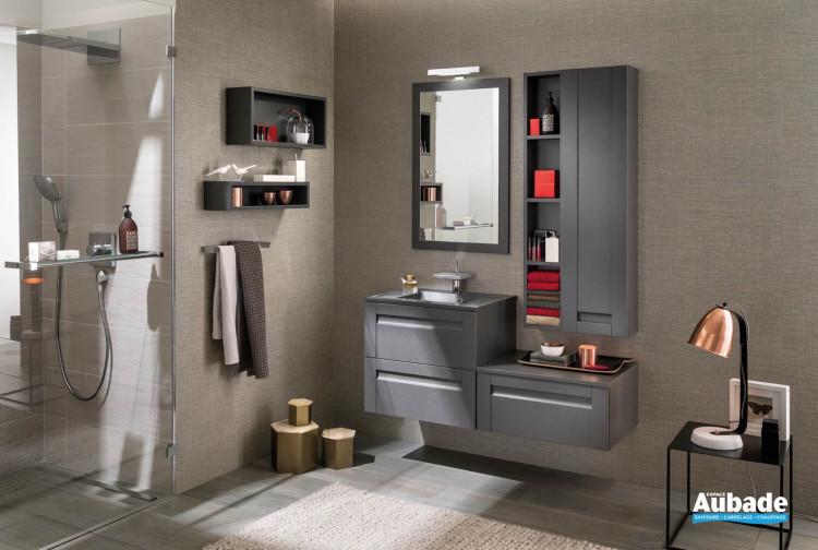 meubles salle de bains unique wood