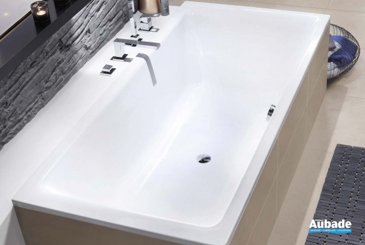 baignoires puro duo kaldewei espace