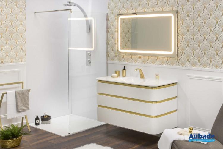 meuble de salle de bains mont blanc de decotec