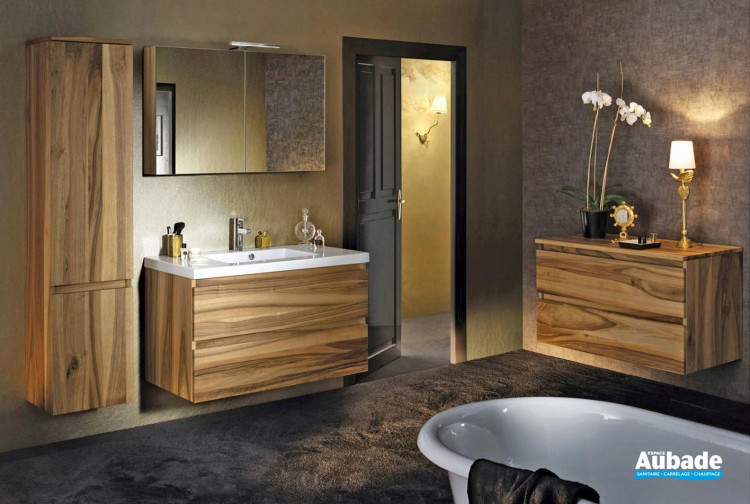 meuble salle de bain sanijura bright